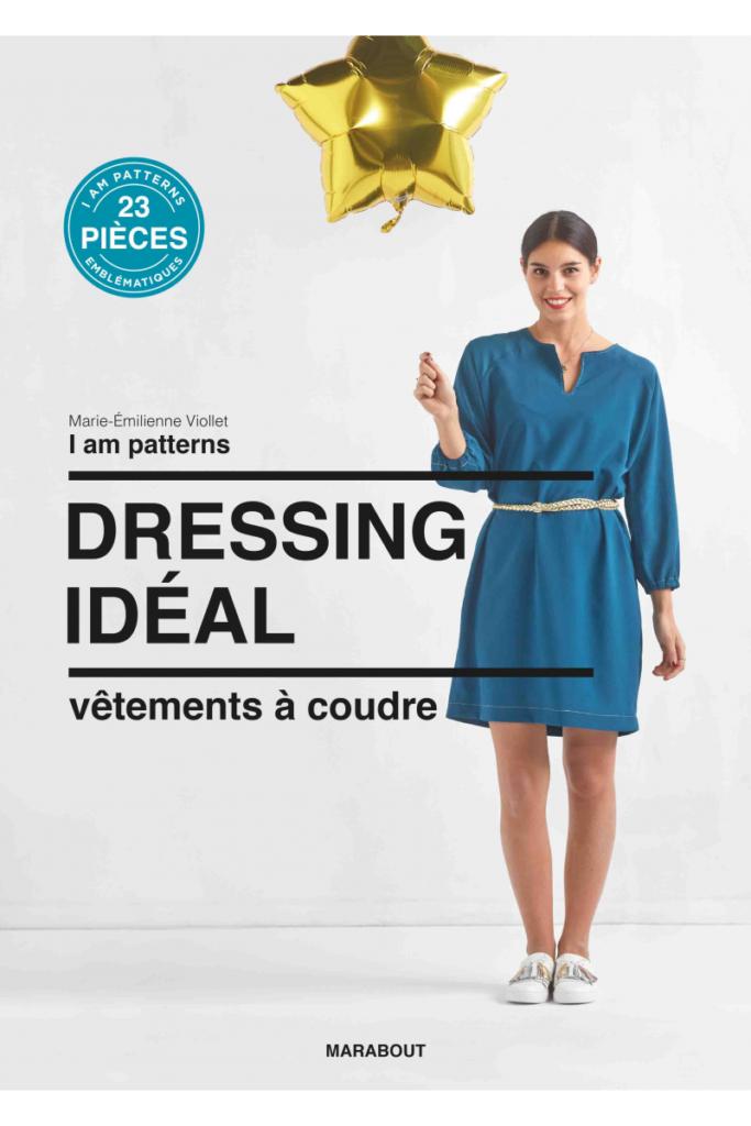 Livre Dressing Ideal Marie Emilienne Viollet Marabout couverture