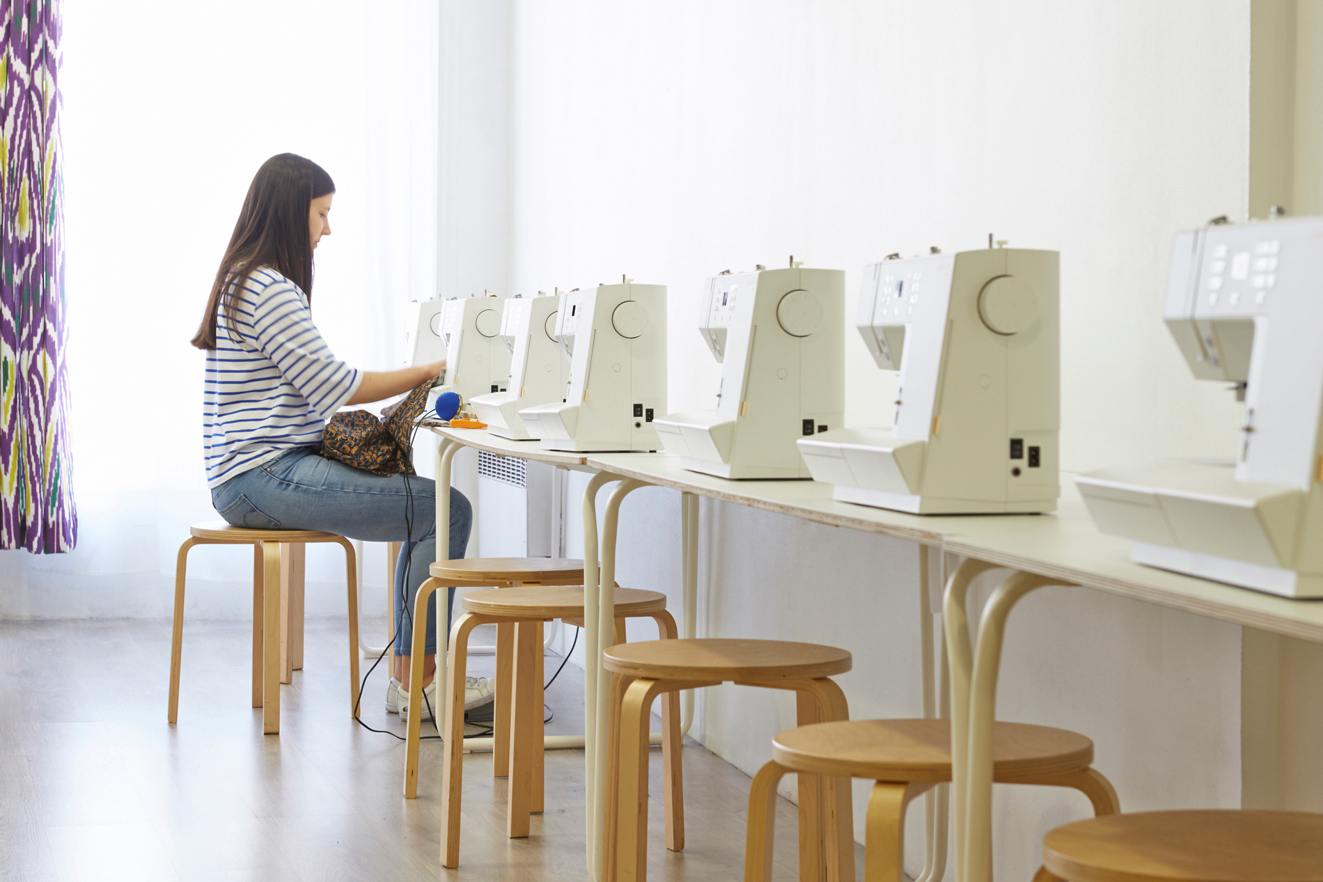 Marie Emilienne I Am Patterns Studio Cours De Couture Modelisme 4