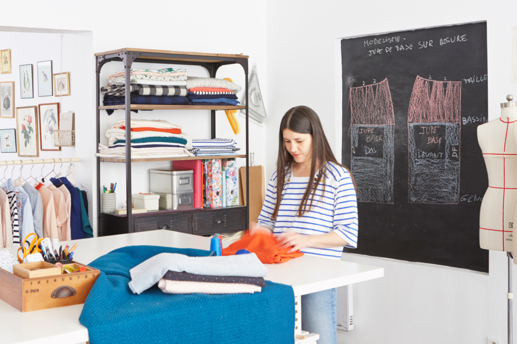 Marie Emilienne I Am Patterns Studio Cours De Couture Modelisme