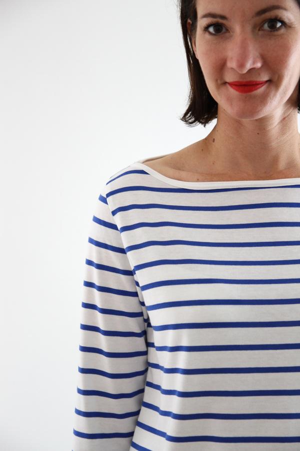 I AM Patterns Sewing Pattern Milor Women's T-shirt
