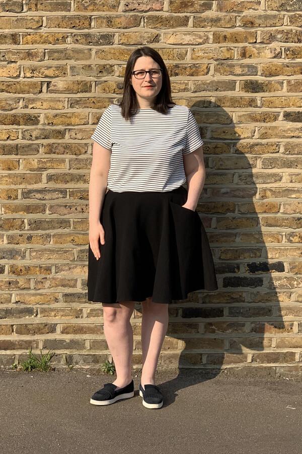 I AM Patterns Patron Couture Cindy 34 Au 52 Blandine