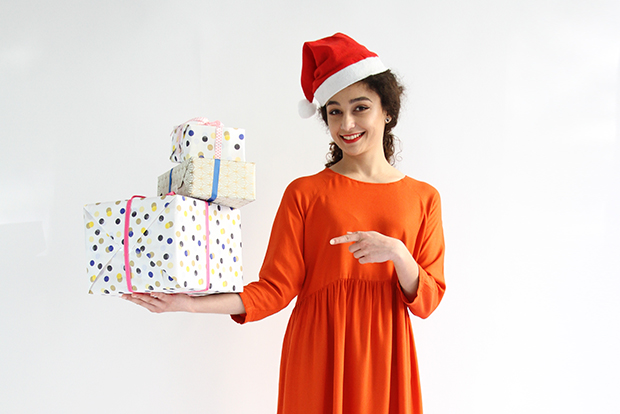 I AM Patterns blog what to wear for the holiday seasons Christmas