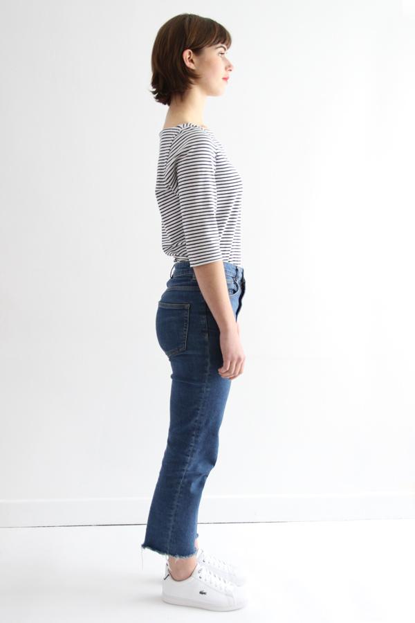 I AM Patterns Ladies sewing pattern Chantal bodysuit