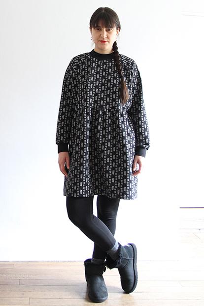 I AM Patterns Patron Couture Femmes Cassiopée Jersey