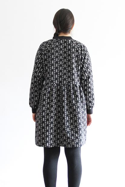 I AM Patterns Sewing Pattern Cassiopée Jersey Dress