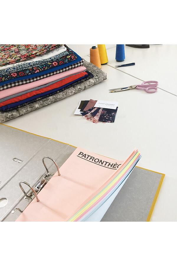 I AM Patterns Organiseur Couture classeur