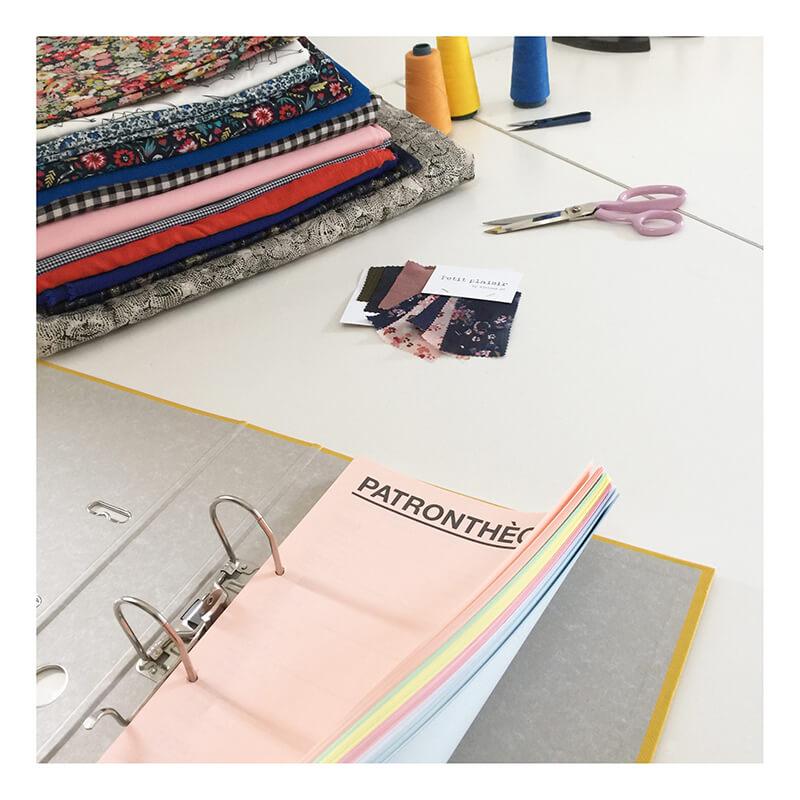 Organiseur de couture I AM Patterns organiser ses projets couture