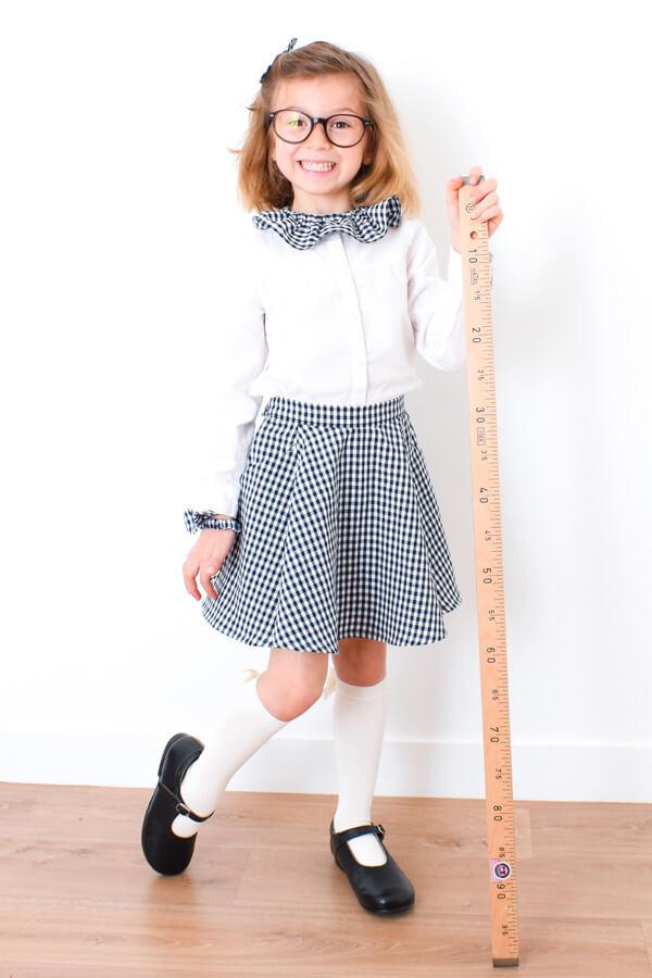 I AM Patterns Kids Sewing Pattern Skater Skirt Cindy collaboration @ledressingdecindy