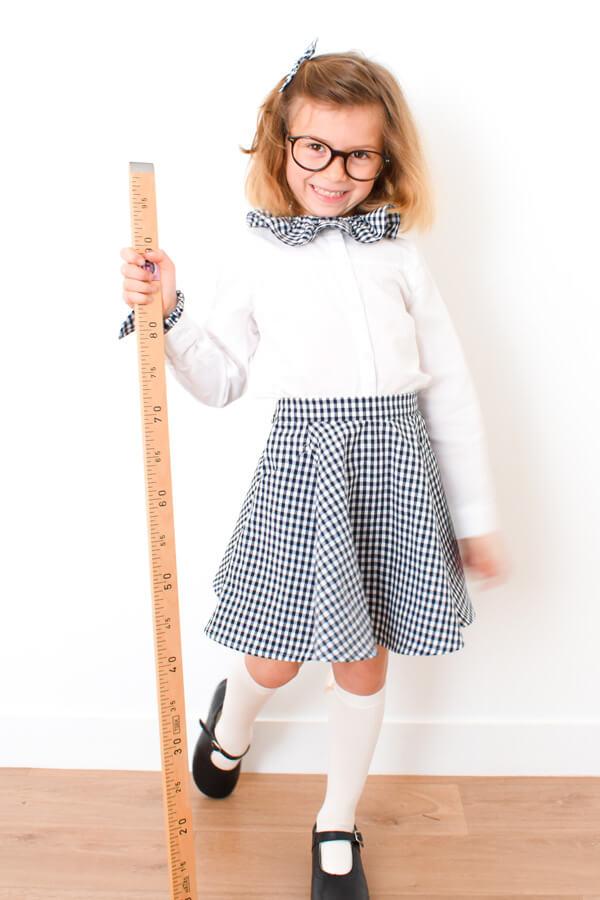 I AM Patterns Patron Couture Enfants Jupe Cindy Patineuse @ledressingdecindy