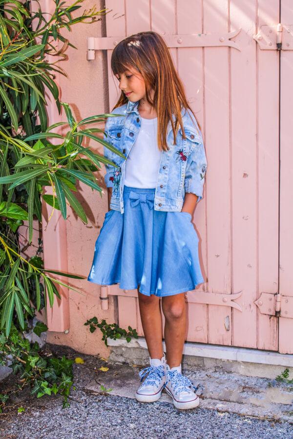 I AM Patterns Patron Couture Enfants Jupe Cindy Patineuse Mila @lespipelettesontdesailes