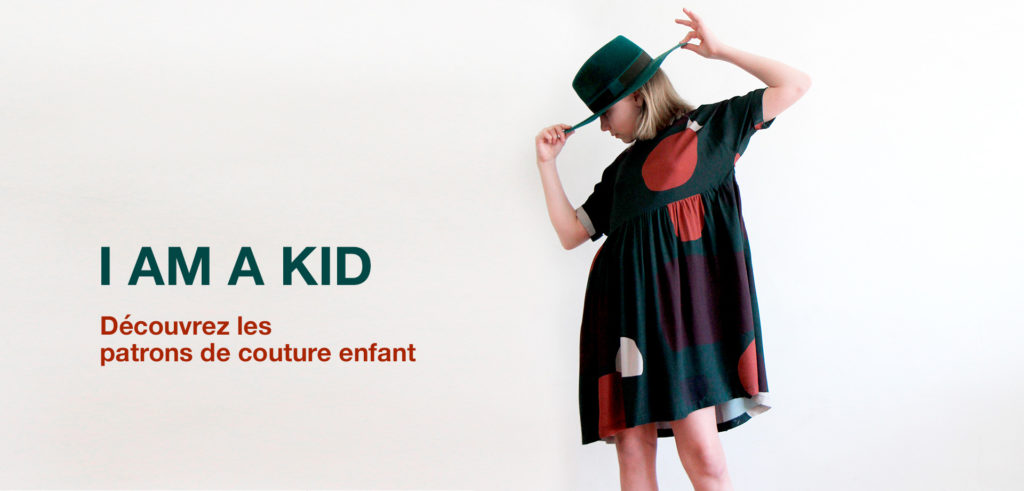 I AM A Kid - patrons de couture pour enfant