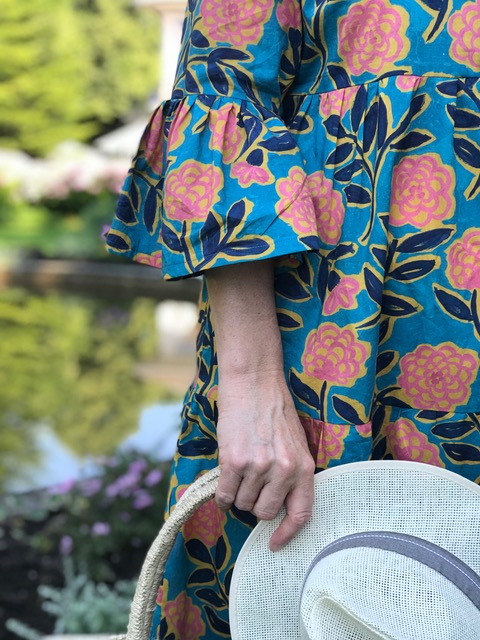 I AM Patterns Cassiopée Robe Hack Lilly Paris