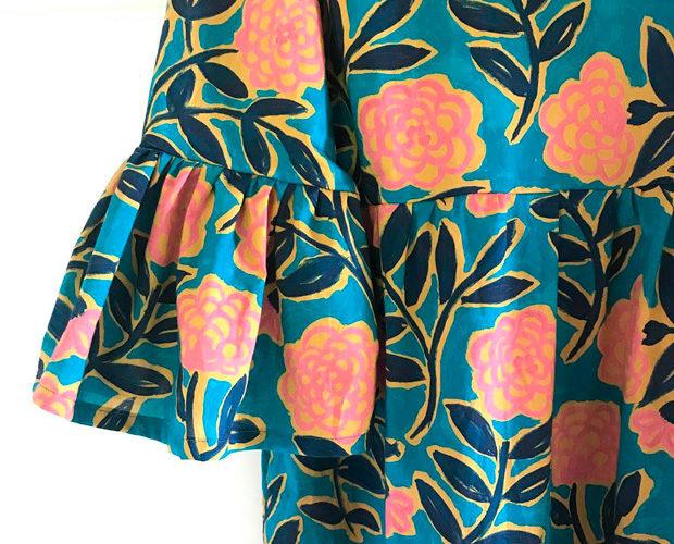 I AM Patterns Robe Cassiopée Variante Lilly Paris zoom
