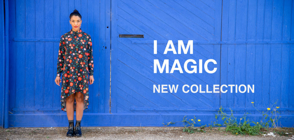 I AM MAGIC Banniere Sewing Pattern Collection