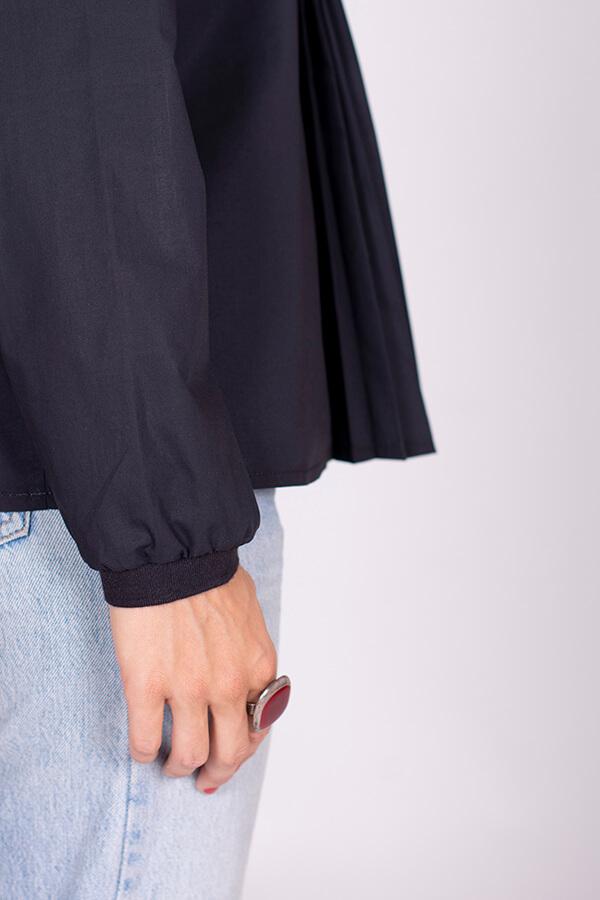 I AM Patterns Patron Couture Blouse Clochette Détail