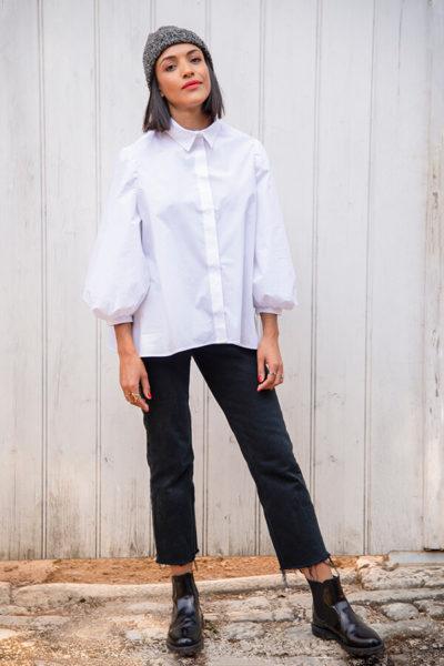 I AM Patterns Patron Couture Irma Chemise Blanche Devant @la_meuf_qui_coud