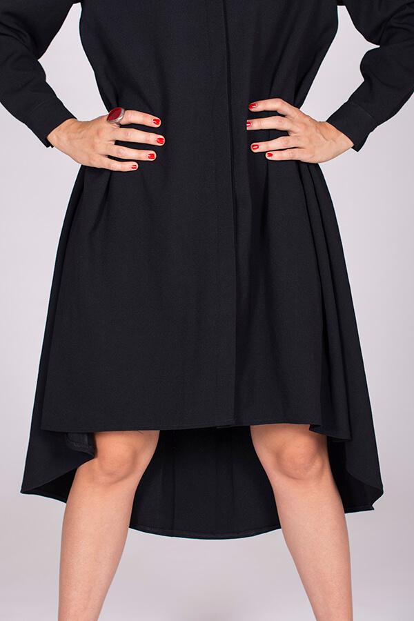 I AM Patterns Ladies Sewing Pattern Irma Shirt-Dress Front Details