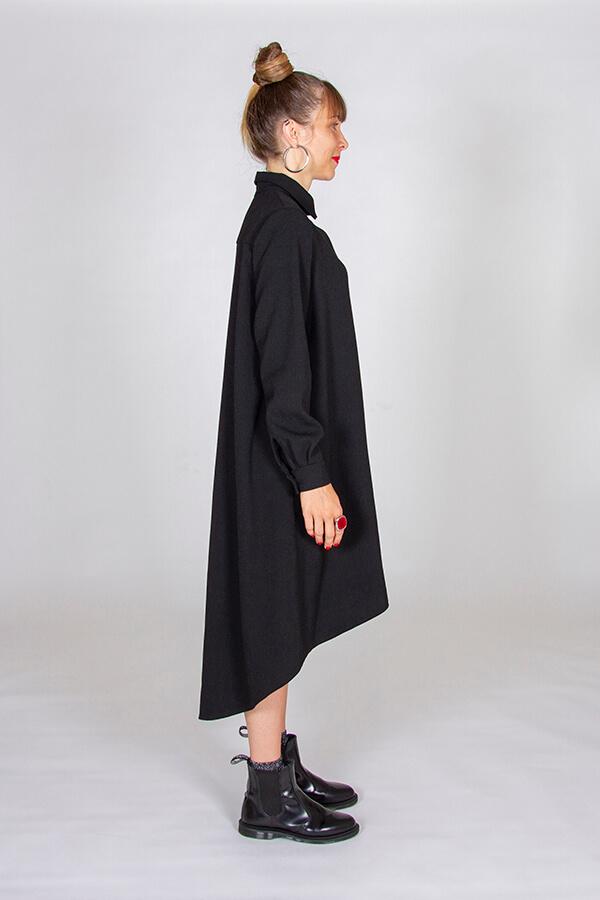 I AM Patterns Ladies Sewing Pattern Irma Shirt-Dress Profile