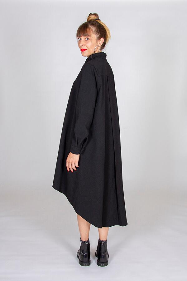 I AM Patterns Ladies Sewing Pattern Irma Shirt-Dress Profile 2