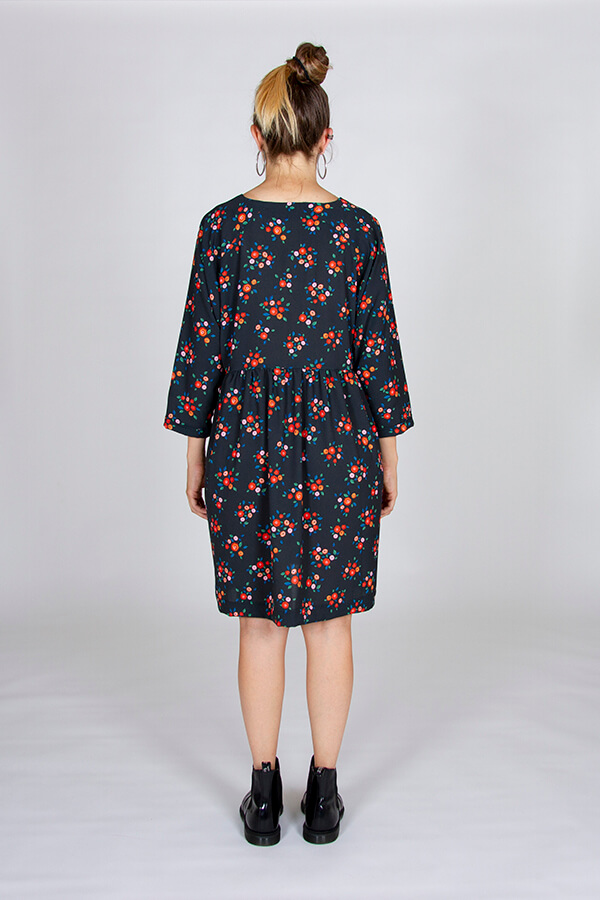 I AM Patterns Patron Robe Cassiopee Atelier 27 Dos