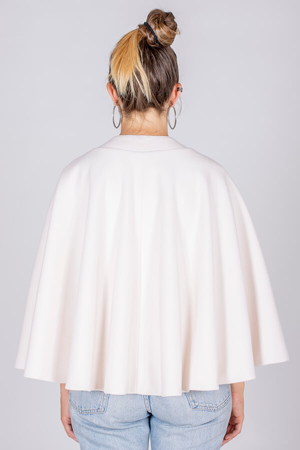 I AM Patterns Sewing Pattern Women Cape With Pockets Harry Front