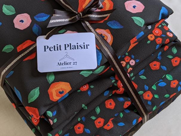I AM Patterns Merveilles De L Est Collab Tissu Atelier 27