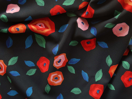 I AM Patterns Eastern Wonders Fabric Collaboration Atelier 27