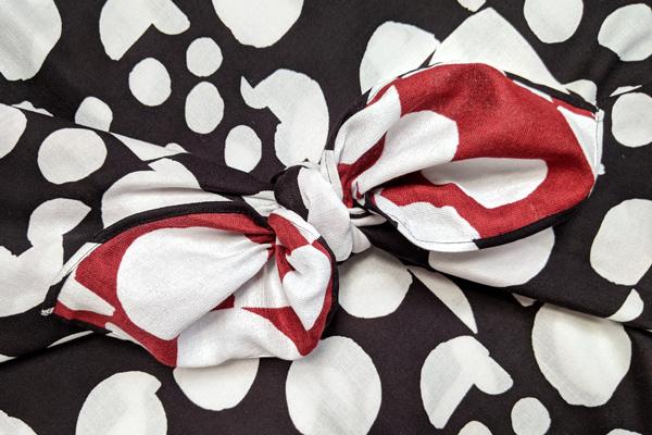 I AM Patterns Emballage Cadeau Furoshiki