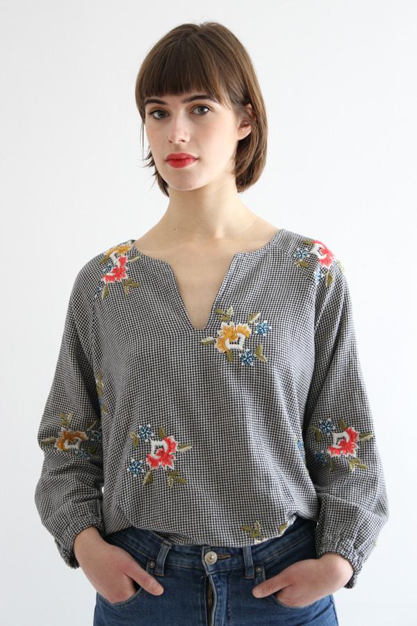I AM Patterns Patron Couture Jain Blouse Henry Et Henriette
