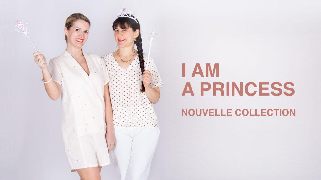 Bannière I AM A Princess FR