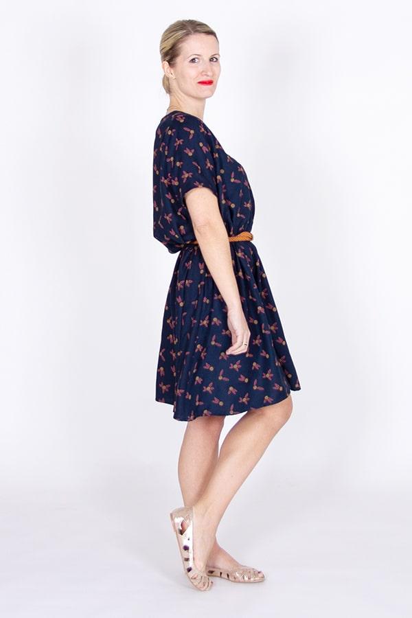 I AM Cinderella Swing Dress by I AM Patterns