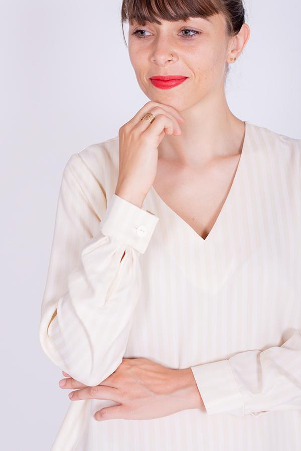 Extension Manches Chemisier Patron de Couture Blouse Cinderella