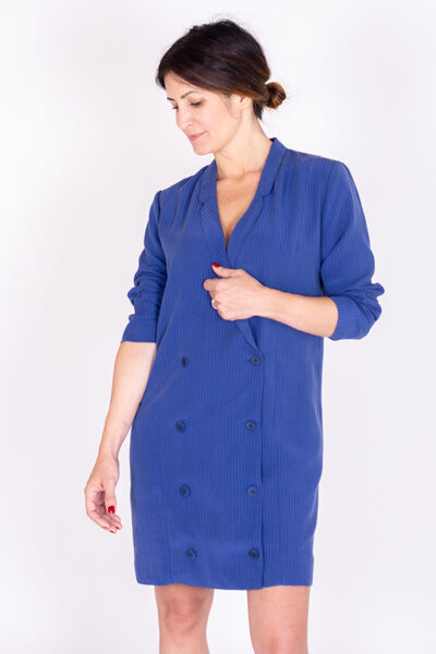 I AM Patterns Patron Couture Robe Tailleur Full Moon 4